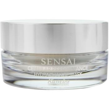 Fotografie Sensai Cellular Performance Hydrating hydratační pleťová maska 75 ml