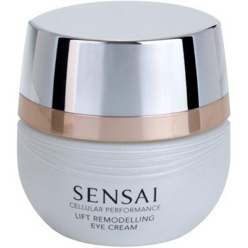 Sensai Cellular Performance Lifting crema cu efect lifting pentru ochi efect de remodelare.