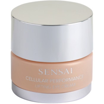 Sensai Cellular Performance Lifting crema cu efect lifting pentru ochi