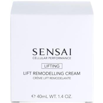 Sensai Cellular Performance Lifting creme remodelar de dia com efeito lifting 3