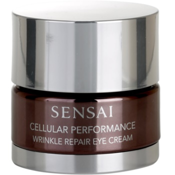 Sensai Cellular Performance Wrinkle Repair crema contur pentru ochi