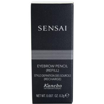 Sensai Eyebrow Pencil молив за вежди  пълнител 2