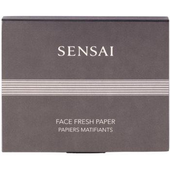 Sensai Make-up Tools листчета за матиране 1