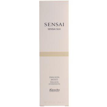 Sensai Sensai Silk zklidňující a hydratační emulze pro normální a suchou pleť 3