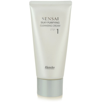 Sensai Silky Purifying Step One crema pentru curatare