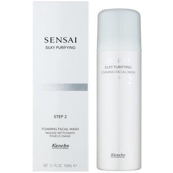 Sensai Silky Purifying Step Two spuma de curatat 2