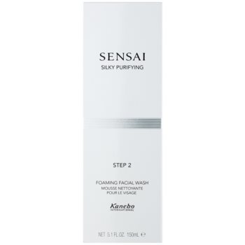 Sensai Silky Purifying Step Two spuma de curatat 3