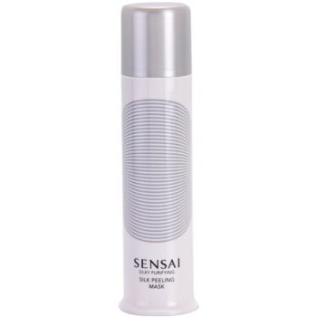 Sensai Silky Purifying Extra Care masca exfolianta