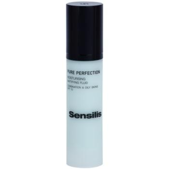Sensilis Pure Perfection hydratační fluid s matným efektem