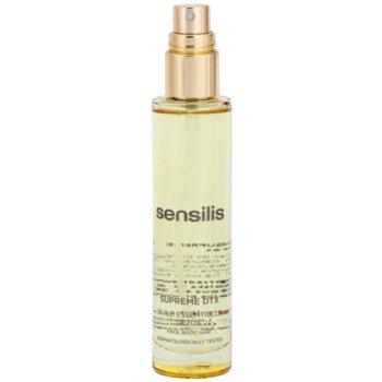 Sensilis Supreme DTX óleo regenerador com efeito desintoxicante para rosto, corpo e cabelo 1