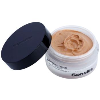 Sensilis Supreme Color creme tonificante para rugas para uma pele uniforme SPF 15 1