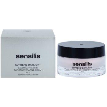 Sensilis Supreme Daylight creme regenerador anti-envelhecimento SPF 15 2