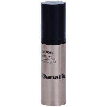 Sensilis Supreme elixir iluminator antirid pentru perfecționarea tenului