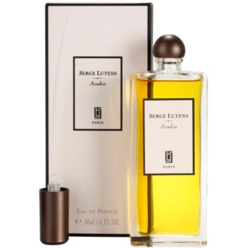serge lutens arabie eau de parfum unisex 50 ml. Black Bedroom Furniture Sets. Home Design Ideas