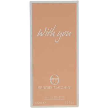 Sergio Tacchini With You Eau de Toilette for Women 4