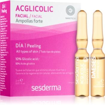Sesderma Daeses & Acglicolic set cosmetice I.