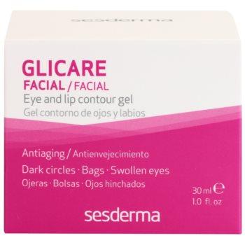 Sesderma Glicare гель проти зморшок для зони навколо очей та губ 3