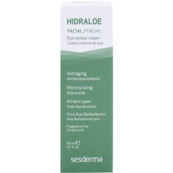 Sesderma Hidraloe грижа за околоочната зона против бръчки, отоци и тъмни кръгове 2