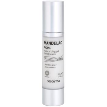 Sesderma Mandelac gel hidratant pentru tenul gras, predispus la acnee
