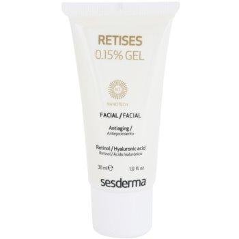 Sesderma Retises regenerare crema Gel cu acid hialuronic si retinol
