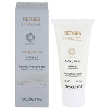 Sesderma Retises регенериращ гел крем с ретинол и хиалуронова киселина 2