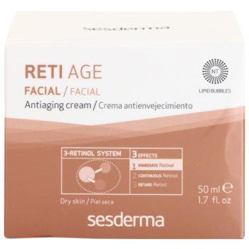 Sesderma Reti Age крем проти зморшок з ретинолом 3