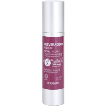 Sesderma Resveraderm антиоксидантний крем для шкіри для відновлення поверхневого шару шкіри
