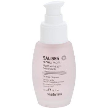 Sesderma Salises gel hidratant pentru tenul gras, predispus la acnee 1