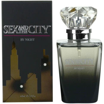 Fotografie Sex and the City By Night parfemovaná voda pro ženy 60 ml