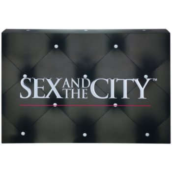 Sex and the City By Night set cadou 1