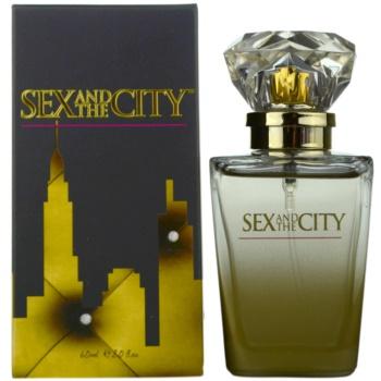 Sex and the City Sex and the City eau de parfum pentru femei 60 ml