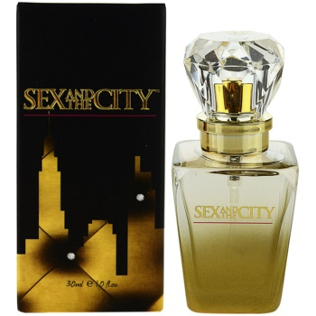 Fotografie Sex and the City Sex and the City parfemovaná voda pro ženy 30 ml