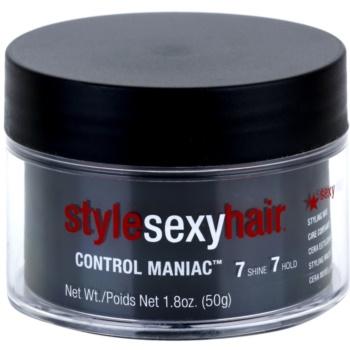Sexy Hair Style ceara pentru styling