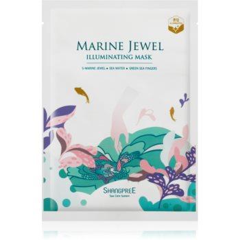 Shangpree Marine Jewel mascã textilã iluminatoare imagine produs