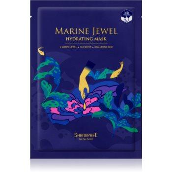 Shangpree Marine Jewel mascã textilã hidratantã imagine produs