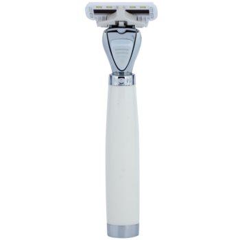 Shave-Lab Premium Aon P.L.4 Rasierer Ersatzklingen 3 pc 1