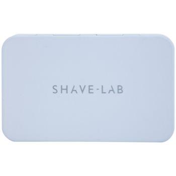 Shave-Lab Luxury Tres P.L.4 máquina de barbear + refil de 3 lâminas 3