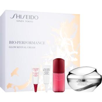 shiseido bio-performance set cosmetice x.