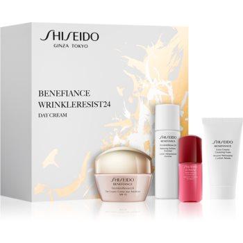 Shiseido Benefiance WrinkleResist24 set cosmetice II.