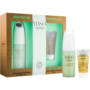 Shiseido Waso set cosmetice II.
