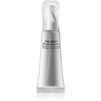 Shiseido Bio-Performance crema anti rid pentru ochi impotriva cearcanelor si ochilor umflati