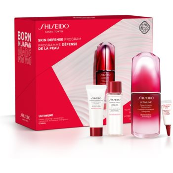 Shiseido Ultimune Power Infusing Concentrate set de cosmetice IX. pentru femei imagine produs
