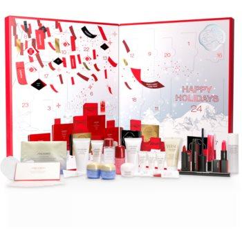 Shiseido Advent Calendar Calendar de Crãciun I. pentru femei poza