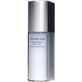 Shiseido Men Moisturizing Emulsion Emulsie hidratanta si hranitoare pentru toate tipurile de ten