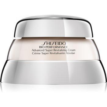 Shiseido Bio-Performance crema de zi revitalizanta si regeneratoare impotriva imbatranirii pielii