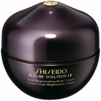 Shiseido Future Solution LX Total Regenerating Body Cream crema de corp pentru fermitatea pielii pentru piele neteda si delicata poza