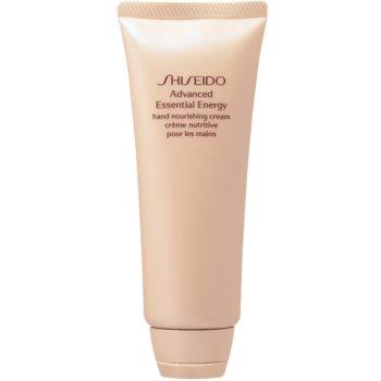 Shiseido Advanced Essential Energy Hand Nourishing Cream crema revitalizanta de maini