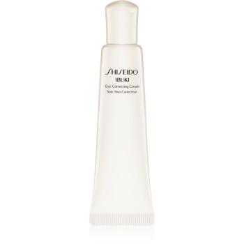 Shiseido Ibuki crema de ochi hidratanta impotriva ridurilor si a punctelor negre