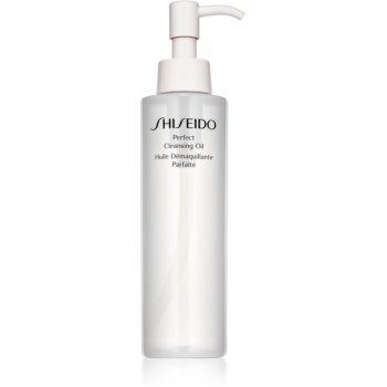Shiseido Generic Skincare Perfect Cleansing Oil ulei pentru indepartarea machiajului Ulei de curățare