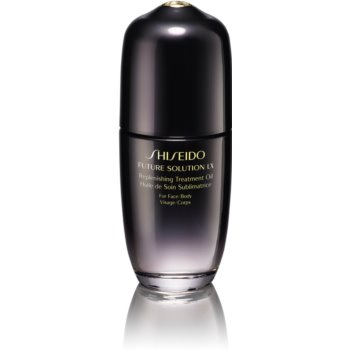 Shiseido Future Solution LX ulei corp si fata